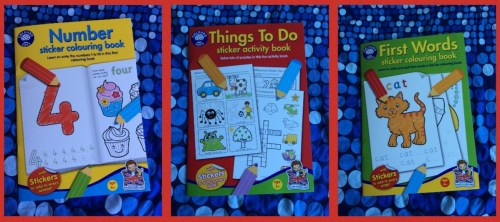 Orchard Toys Activity Books