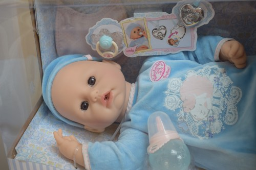 Baby Annabell Brother Doll