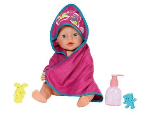 BABY born bathing accessory set