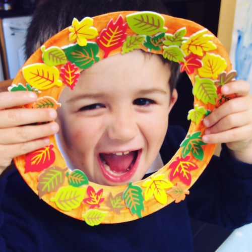 Easy Autumn Leaf Crafts