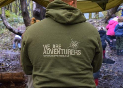 We Are Adventurers Birthday Party