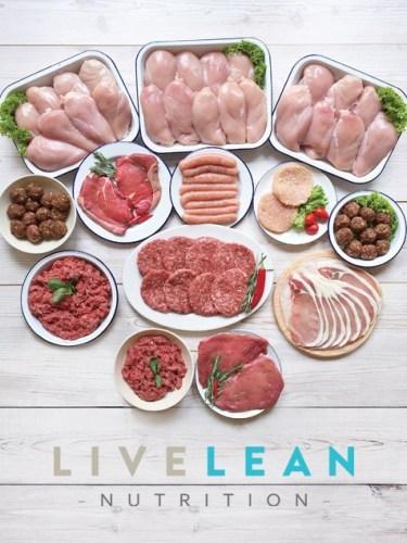 LiveLean Meat Hamper