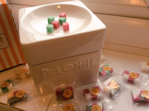 Review: Pick n Melt Christmas Gift Set