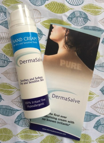 Skincare Review: DermaSalve Hand Cream