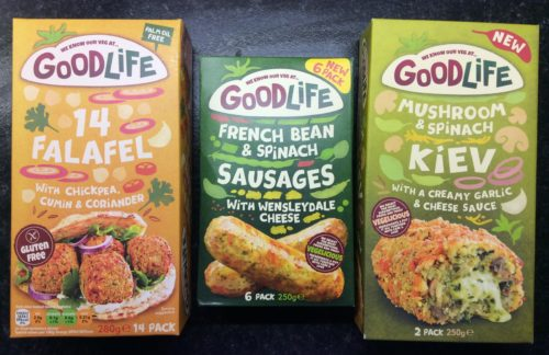 Three Meat-Free Monday ideas from Goodlife Foods