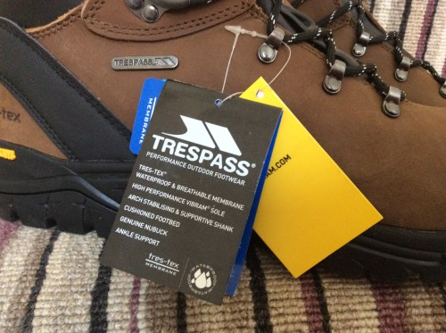 Outdoors: Putting Trespass walking boots to the test