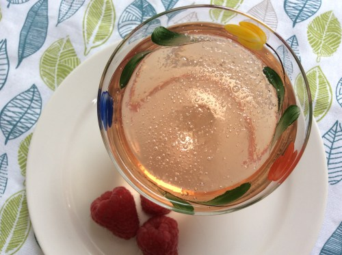 Alcohol Free Champagne Jelly