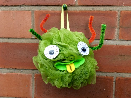 Crafts: Easy Halloween Monster crafts for kids