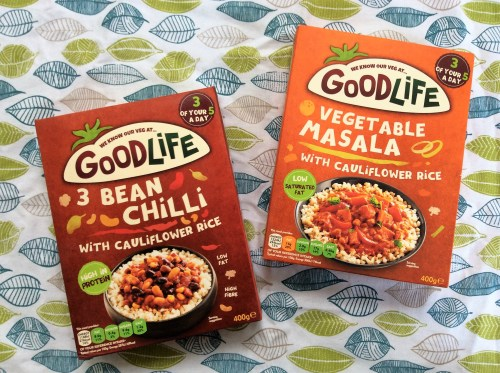 New Healthy Ready Meals from Goodlife Foods