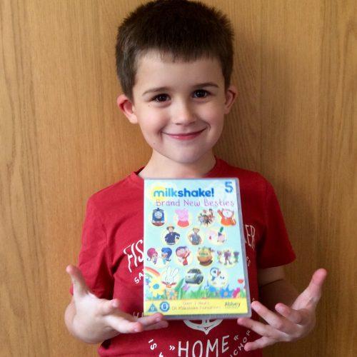 Giveaway & Review: Milkshake! Brand New Besties DVD