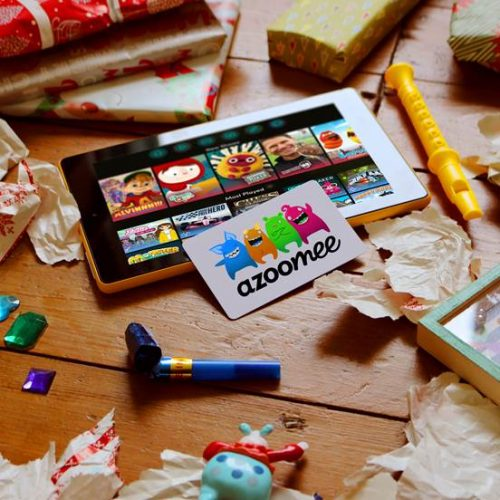 Win a 12 month subscription to the kids Azoomee app