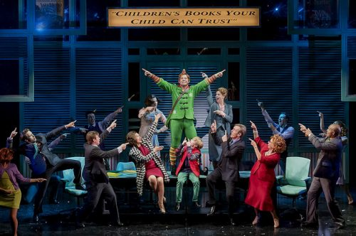 Elf the Musical - a sack-load of family fun at The Lowry