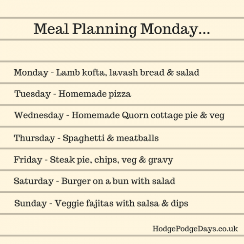 Meal Planning Monday - Costly Convenience Foods