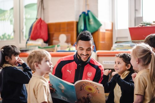Is your school part of Premier League Primary Stars?