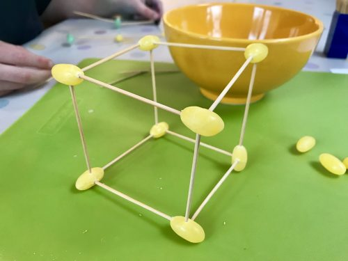 STEM Crafts: Learning with Jelly Bean Architecture