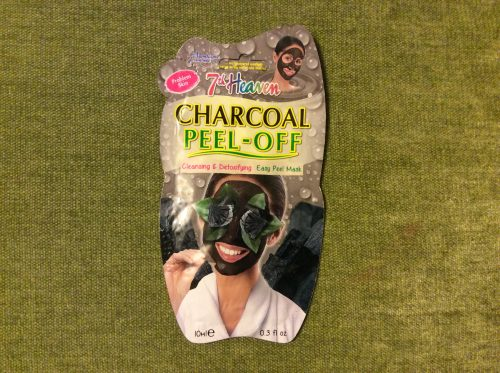 Skincare: Montagne Jeunesse Charcoal Peel Off Mask