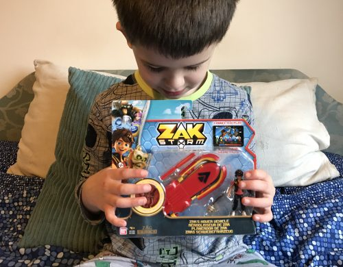 Toy Review: Zak Storm - Zak's Hover Vehicle