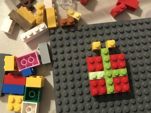 Learning: Valentine's Lego STEM Challenge Cards