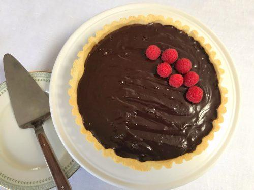 Recipe: Indulgent Chocolate Barleycup Tart