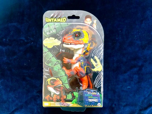 Toy Review: UNTAMED Raptors by Fingerlings