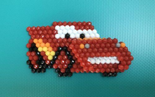 Kids Crafts: Disney Pixar Cars 3 Aquabeads Playset