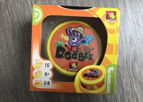 Board Game Review: Dobble Animals