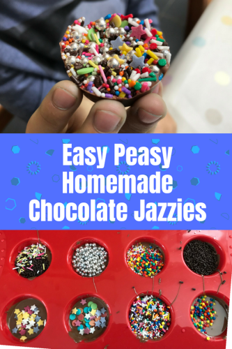 Easy recipe: Homemade Chocolate Jazzies
