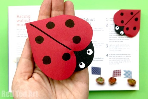 8 Brilliant Ladybug Craft Ideas for Kids