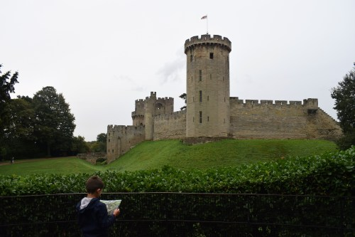 Days Out: Autumn at Warwick Castle