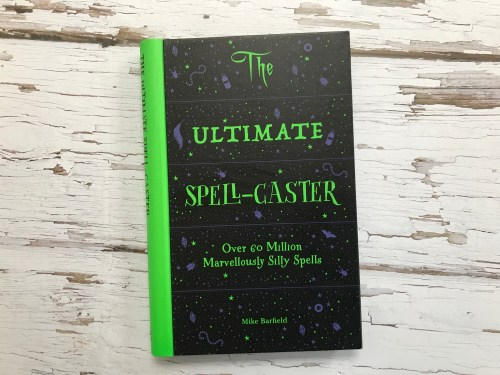 Children's Book Review: The Ultimate Spell-Caster