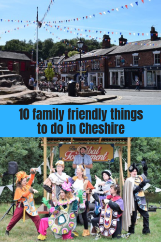 10 family friendly things to do in Cheshire #ExploringCheshire