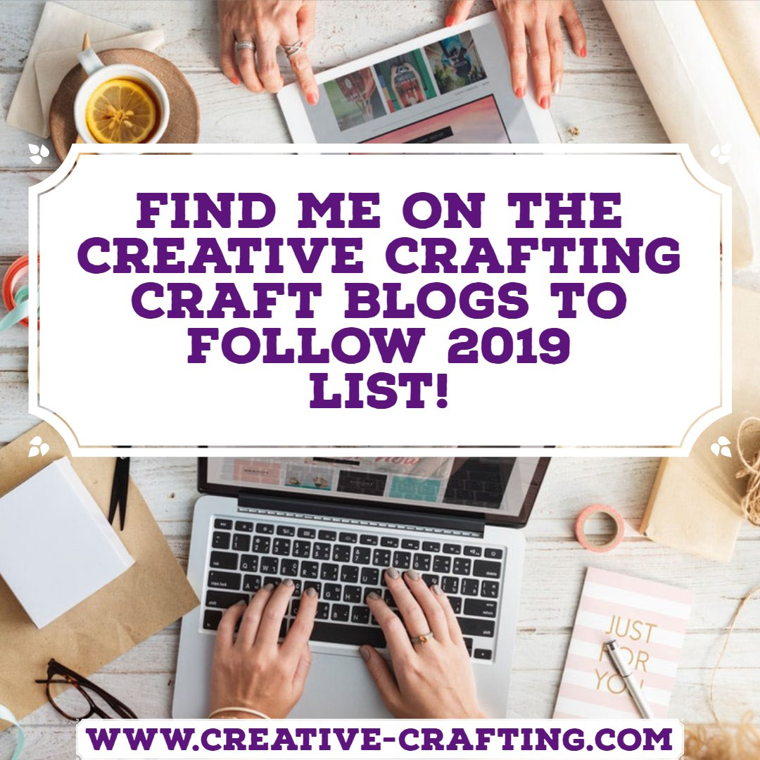 Creative Crafting 2019