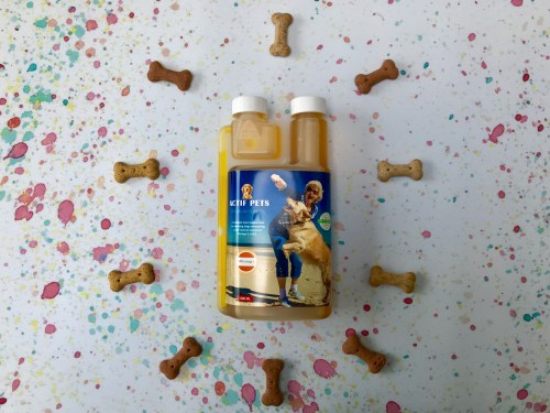 Review: Actif Pets Flax Oil for Dogs