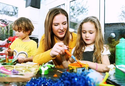 AD Student Nannies - Flexible Childcare for Families in Manchester