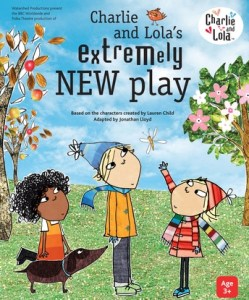 Charlie and Lola's Extremely New Play
