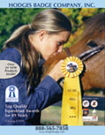 2009 Equestrian Catalog Cover