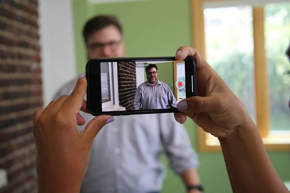 Using video for social media