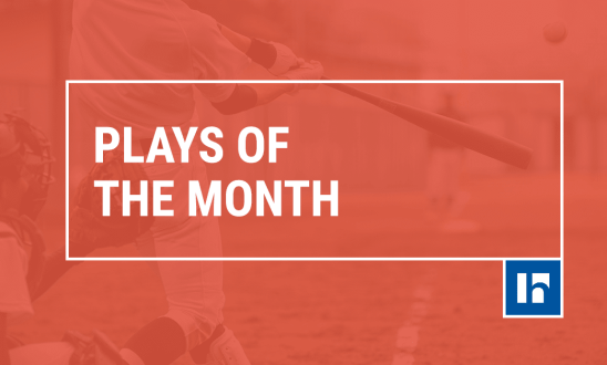 Plays of the month: April 2020