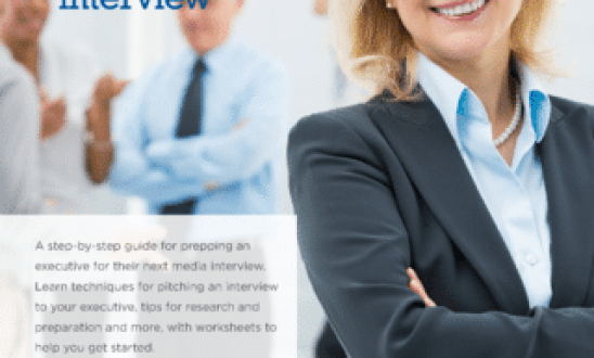 Free Download: How to Prep Your Executive for an Interview