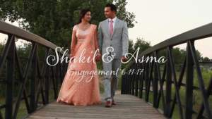 Shakil and Asma Engagement Video