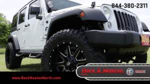 Beck and Masten North Jeep Video