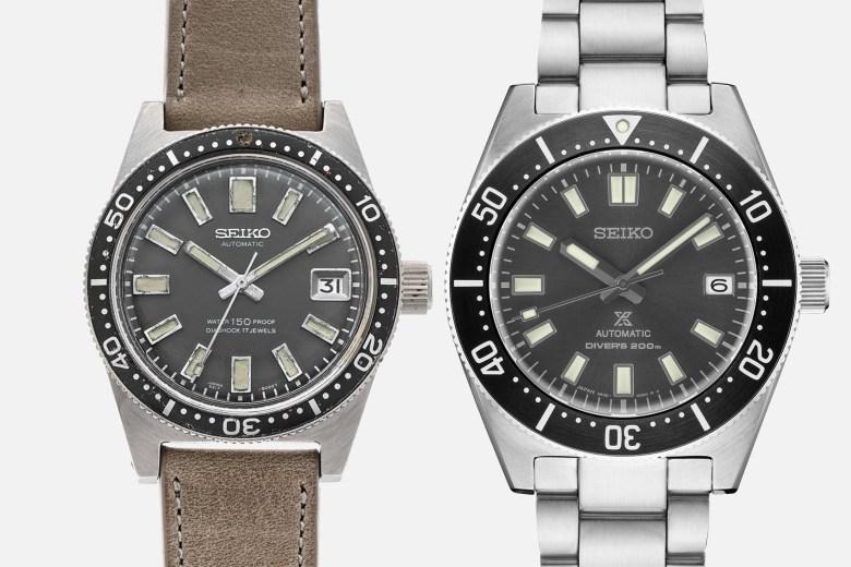 Seiko Prospex SPB143, SPB145, SPB147, And SPB149  Interpretations Of Seiko's First Diver, 62MAS. Modern vs Vintage