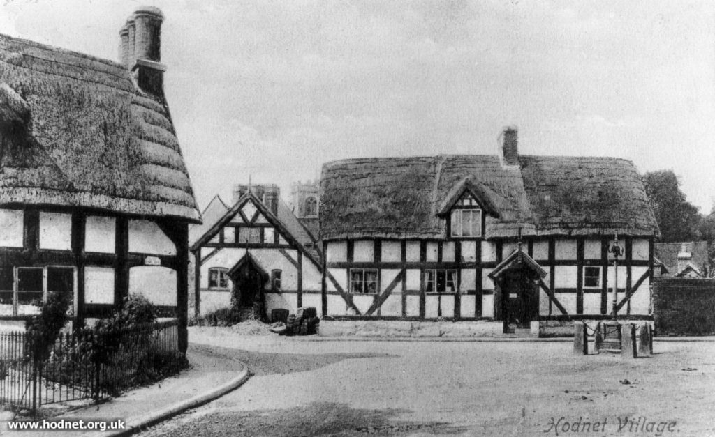 The Hundred House, The Square, Hodnet
