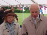 Mr & Mrs Heber-Percy