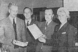 Hodnet Village Prize 1955 Picture