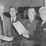 Hodnet Village Prize 1955 Picture