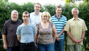 The Original Hodnet Webteam