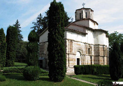 Manastir Veluce