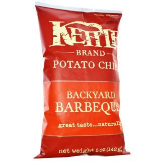 Kettle Foodsケトルチップス・バーベキュー