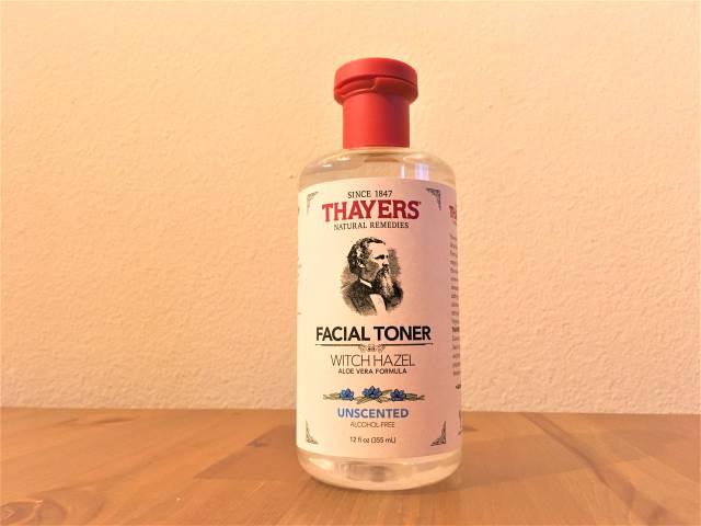 Thayers, セイヤーズ, アロエベラ入り、アルコールフリー、無香料